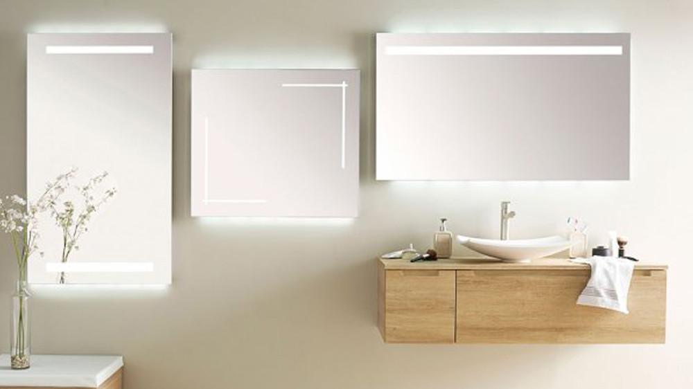 5 Idees Lumineuses Pour Une Petite Salle De Bains Sans Fenetre M6 Deco Fr
