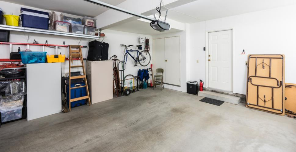 optimiser le rangement du garage m6