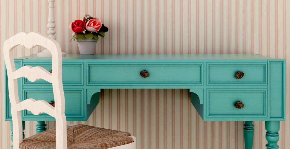 comment peindre un meuble vernis m6