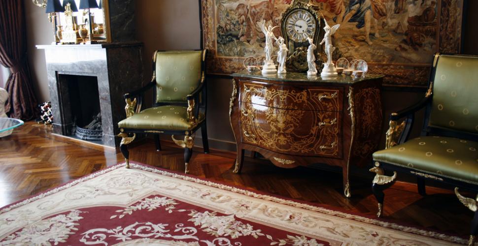 styles des meubles anciens