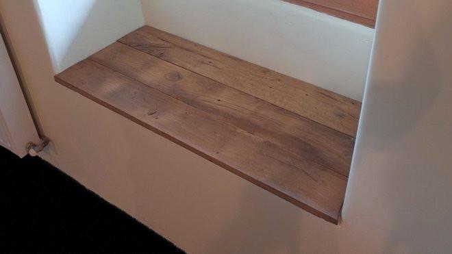 seuils interieurs de fenetres en bois