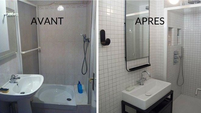 salle de bains m6 deco