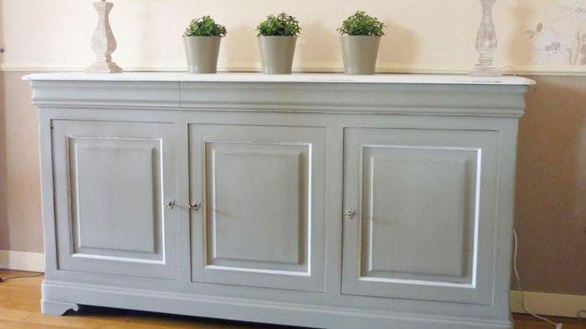 comment relooker un meuble en bois fonce