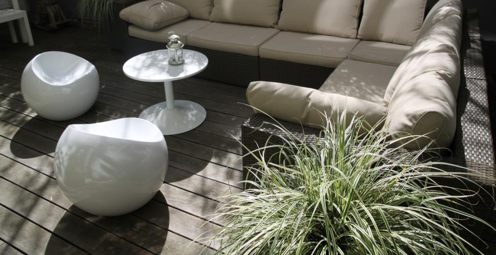 idees decoration de salon de jardin