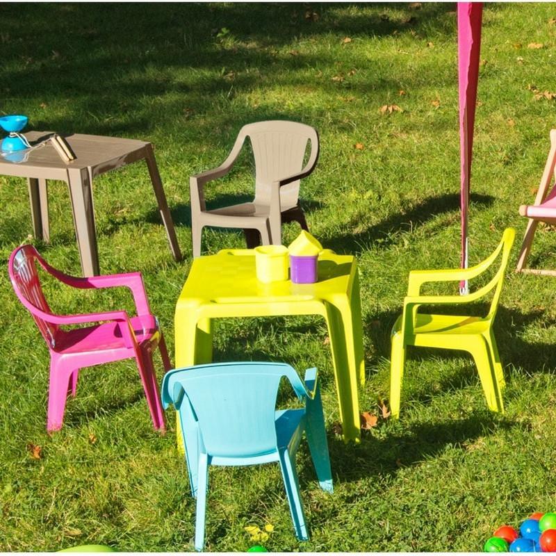 mobilier de jardin pour enfants nos