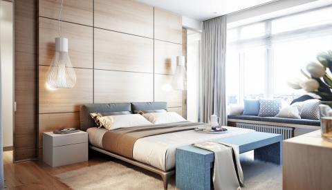 Deco Chambre Adulte Chambre A Coucher Moderne Zen Design M6 Deco Fr