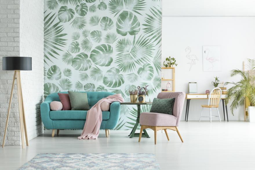 peinture et papier peint 20 murs