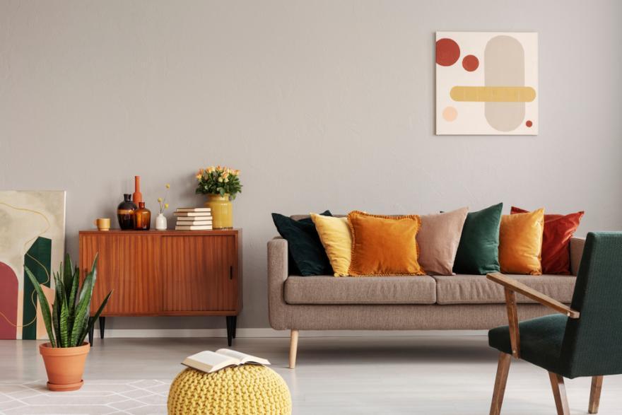 un appartement style recup et vintage