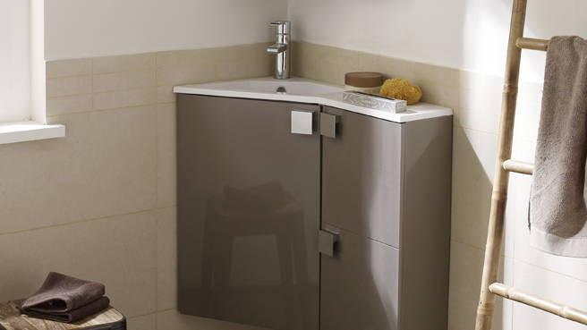 des vasques pour les petites salles de