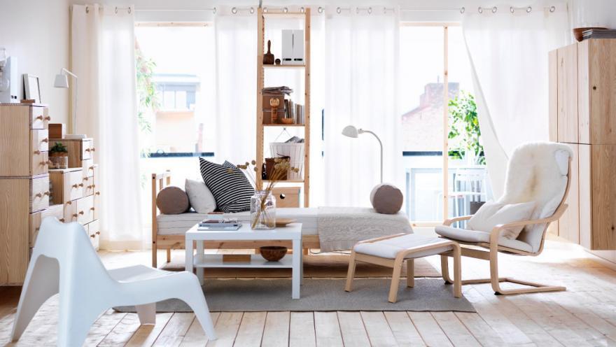 10 inspirations tendance bois clair