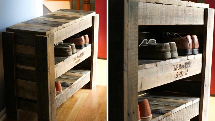 30 meubles a faire avec des palettes