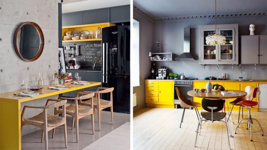 quelles couleurs associer a une cuisine