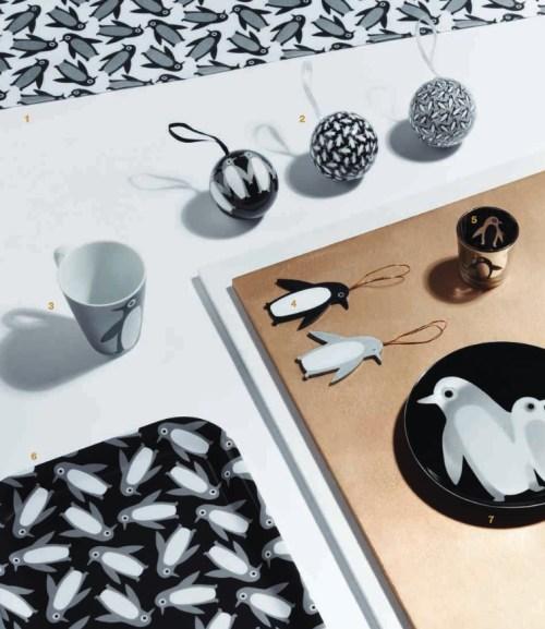 collection Pingouin Monoprix decembre 2014