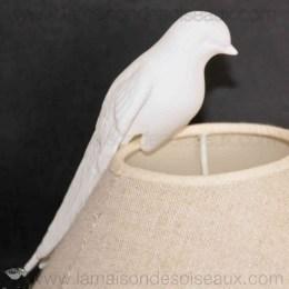 hirondelle deco sur abat-jour La-maison-des-oiseaux