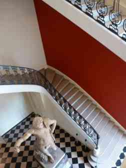 Escalier Beaux Arts Arras 2012