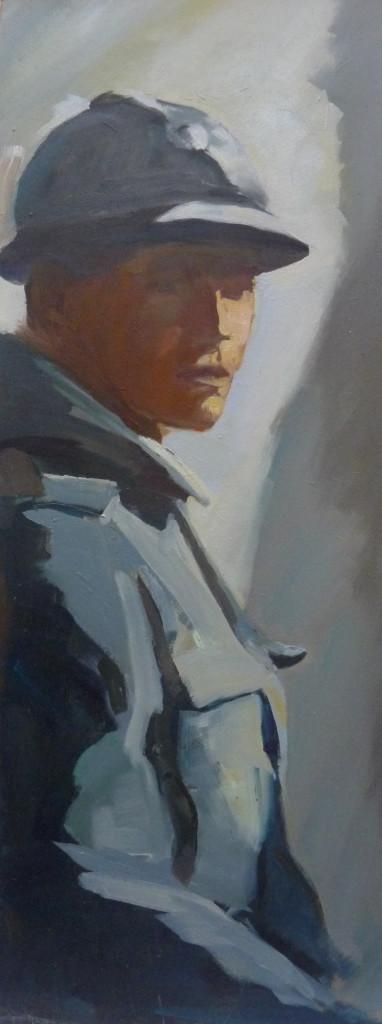 Le soldat Nathalie Ollagnier