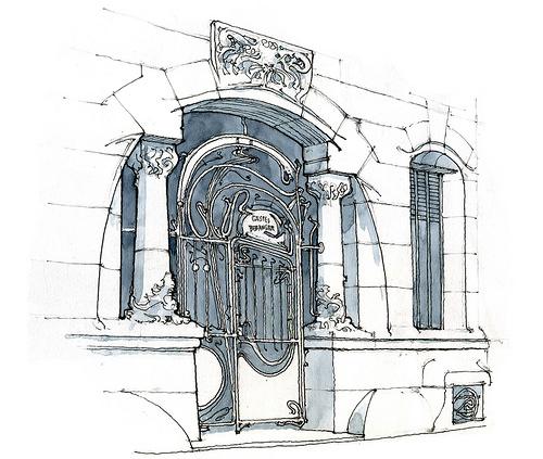 Castel-Beranger-par-Gerard-Michel
