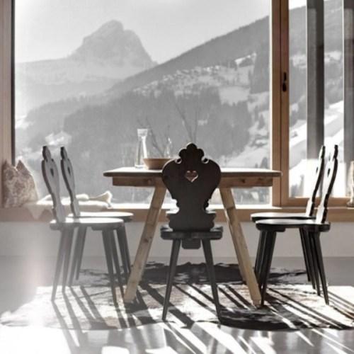 Remodelista Folk chairs-italian Alps