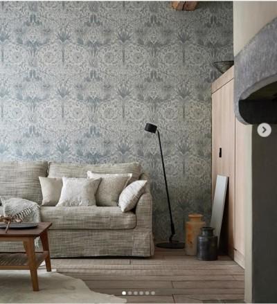 IG_Treadwells_papier-peint_William-Morris_salon