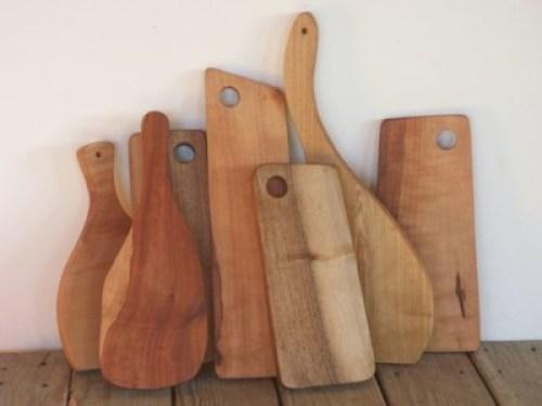 Au creux d'un arbre – Fabrication artisanale de vaisselle en bois
