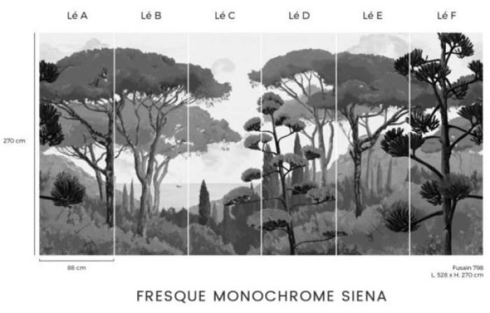 fresque-toscane-monochrome-Papermint