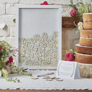 BH  Frame Guest Book scaled