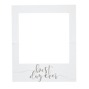 CW  Giant Best Day Ever Polaroid Cut Out scaled