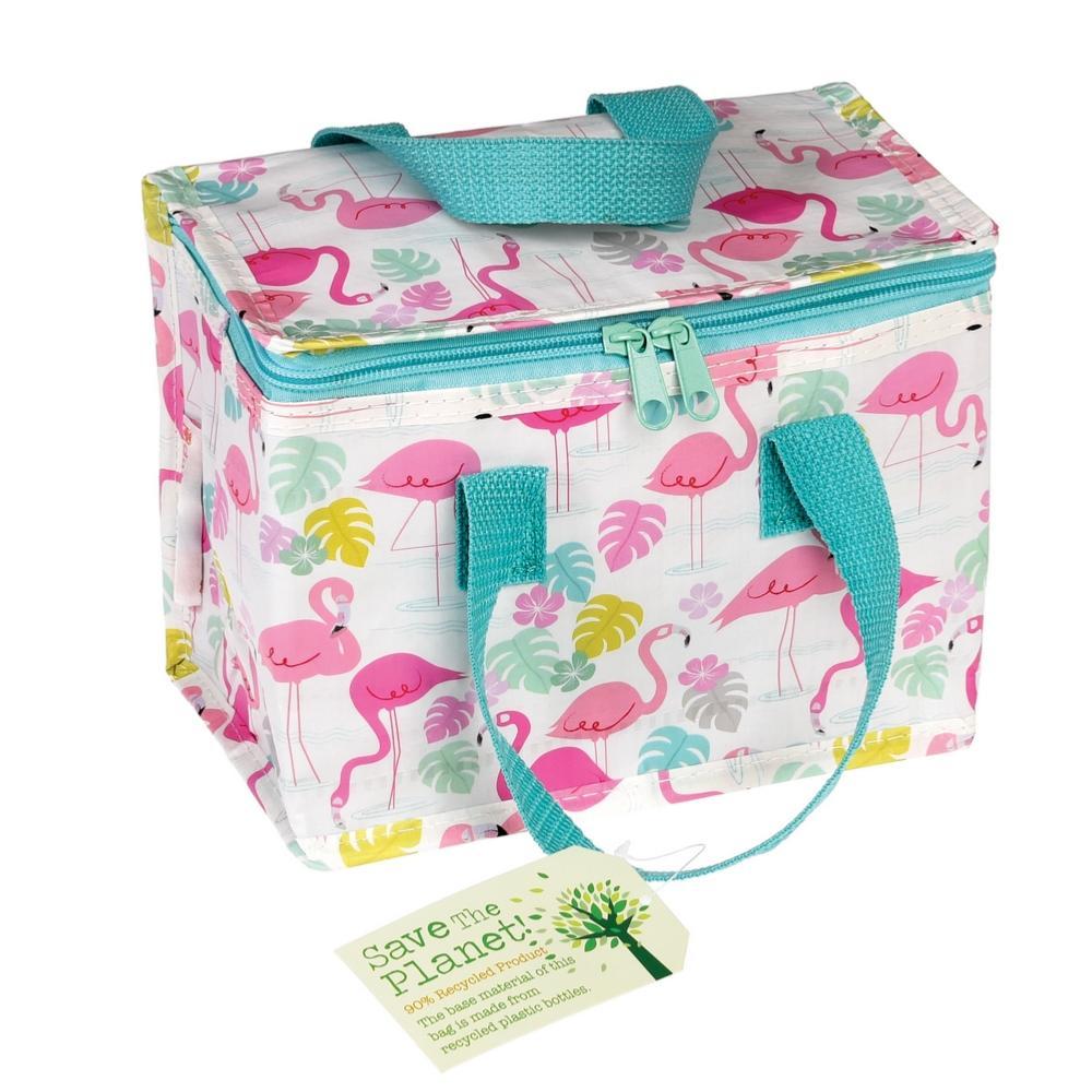 sac repas lunch bag isotherme flamingo bay