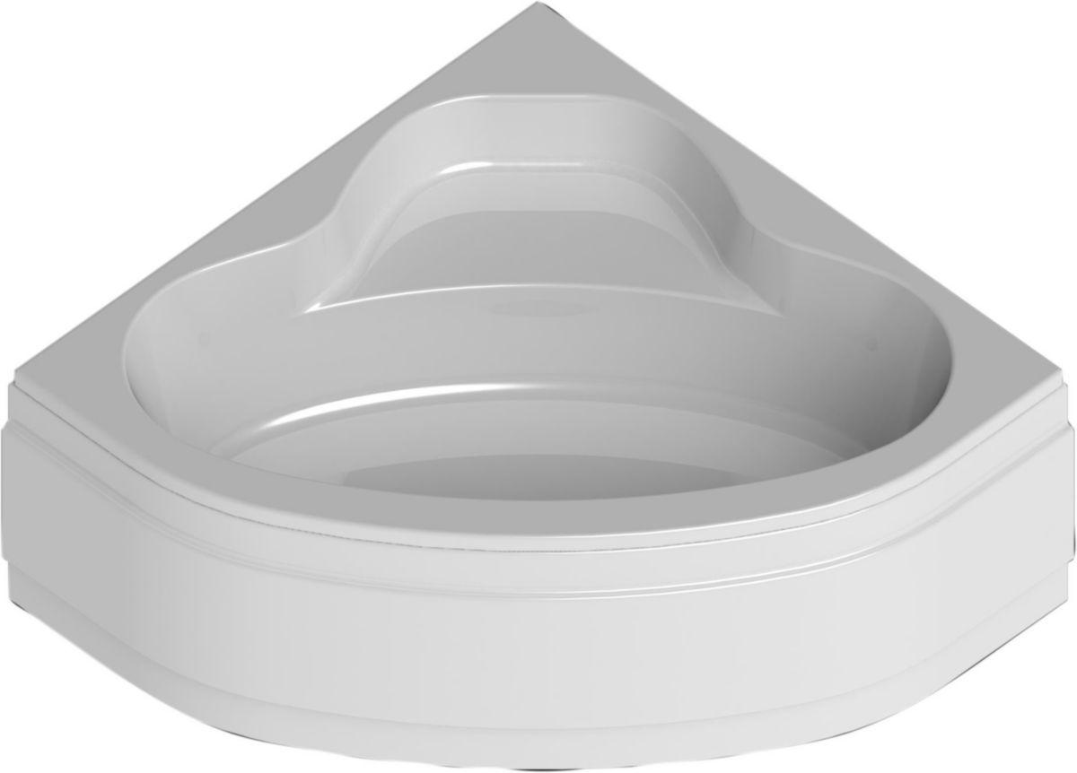Alterna Tablier Pour Baignoire D Angle Verseau 3 135 X 135 Cm Blanc Decoceram