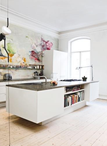 un appartement cozy helsinki decocrush. Black Bedroom Furniture Sets. Home Design Ideas