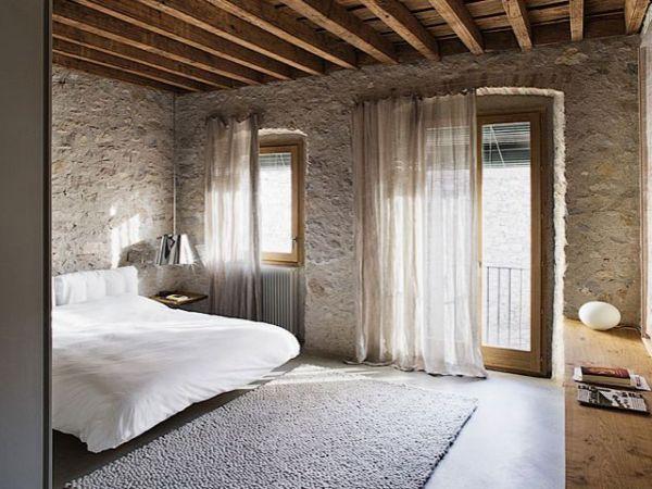 Une jolie maison d'hôtes en Espagne