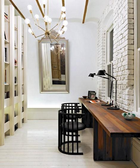 comment amm nager un coin bureau pour deux decocrush webzine d co. Black Bedroom Furniture Sets. Home Design Ideas
