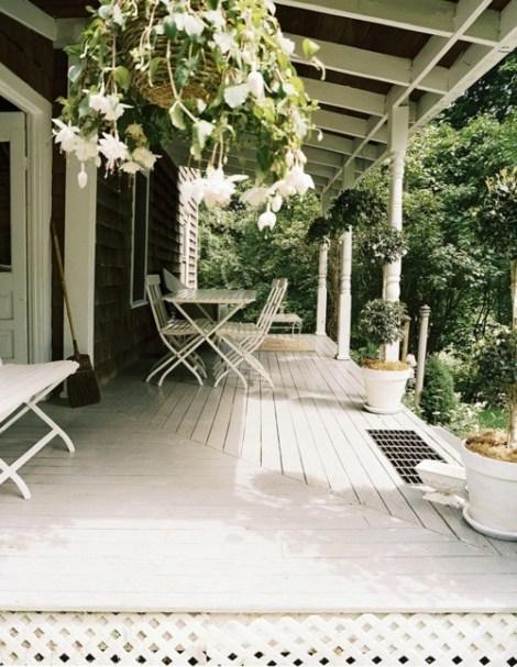 Today i les terrasses et jardins ombrag s decocrush - Images de terrasses amenagees ...