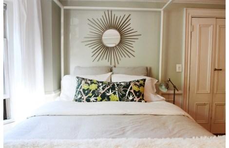 get the look une l gante chambre d 39 ami decocrush. Black Bedroom Furniture Sets. Home Design Ideas