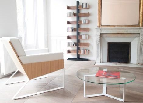 les meubles design d 39 alex de rouvray decocrush. Black Bedroom Furniture Sets. Home Design Ideas