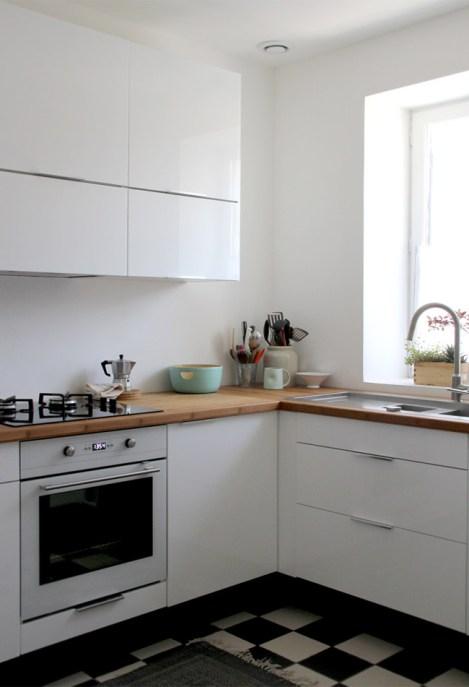 La cuisine toute neuve de polig m decocrush for Nouvelle cuisine design