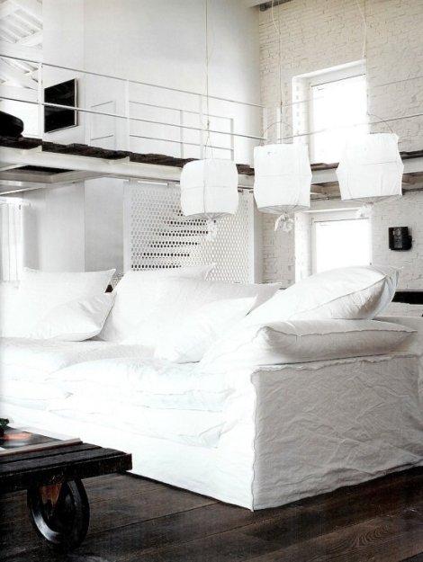 Chambre loft falk ~ décoration d\'intérieur