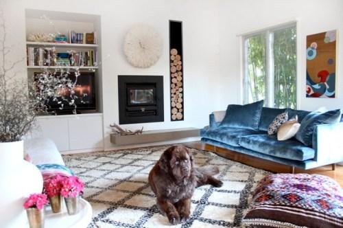 visite d co boh me chic chez few far decocrush. Black Bedroom Furniture Sets. Home Design Ideas