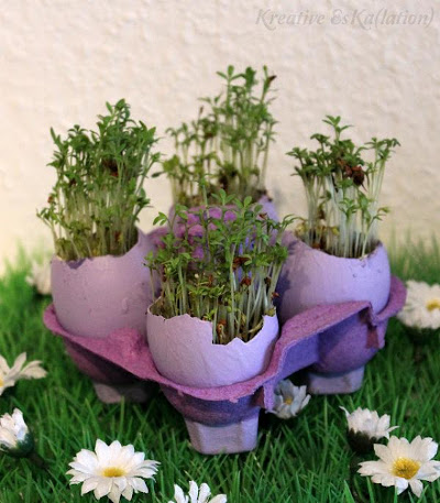 { DIY } 30 idées créatives pour sa décoration de pâques - part 1 | www.decocrush.fr class=