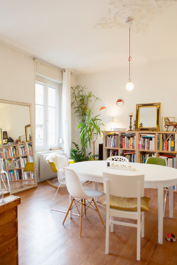 { Visite déco } La maison colorée de Katia Graeff | www.decocrush.fr