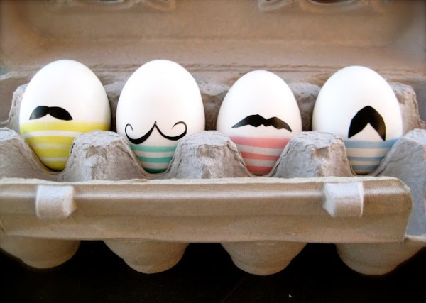 { DIY } 30 idées créatives pour sa décoration de pâques - part 1 | www.decocrush.fr