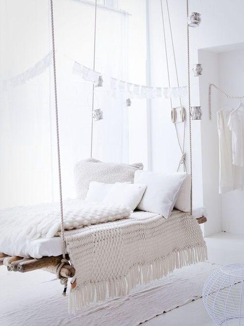 Astuce déco : accessoiriser sa chambre avec un joli plaid !