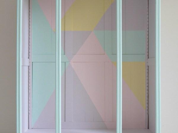 DIY : Une armoire vintage métamorphosée…
