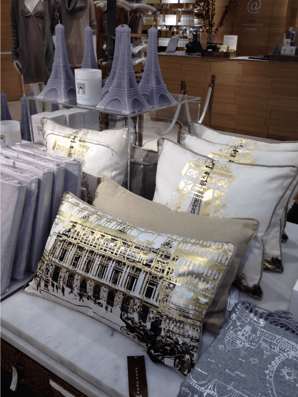 shopping dco zara home ouvre sur les champs elyses wwwdecocrushfr