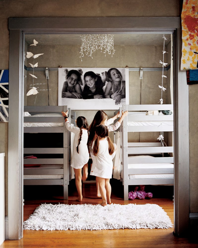 diy kids des lits superpos s homemade decocrush. Black Bedroom Furniture Sets. Home Design Ideas