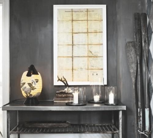 Visite déco   Une belle maison scandinave en noir et blanc