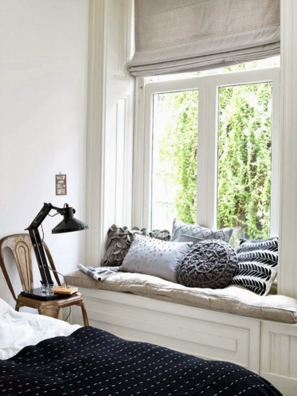 visite d co un petit appartement scandinave tr s. Black Bedroom Furniture Sets. Home Design Ideas