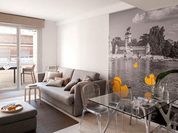 Design nordique & âme méditerranéenne à Madrid