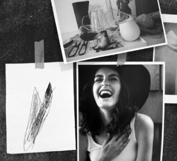 Inspiration : Black Moodboard