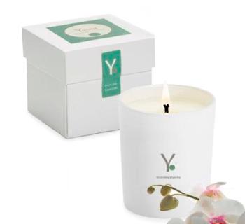Crush ! Les senteurs délicates des bougies Yssia